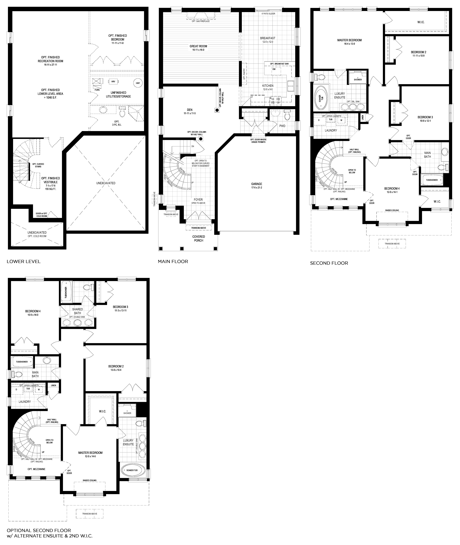Gardenview Floorplan