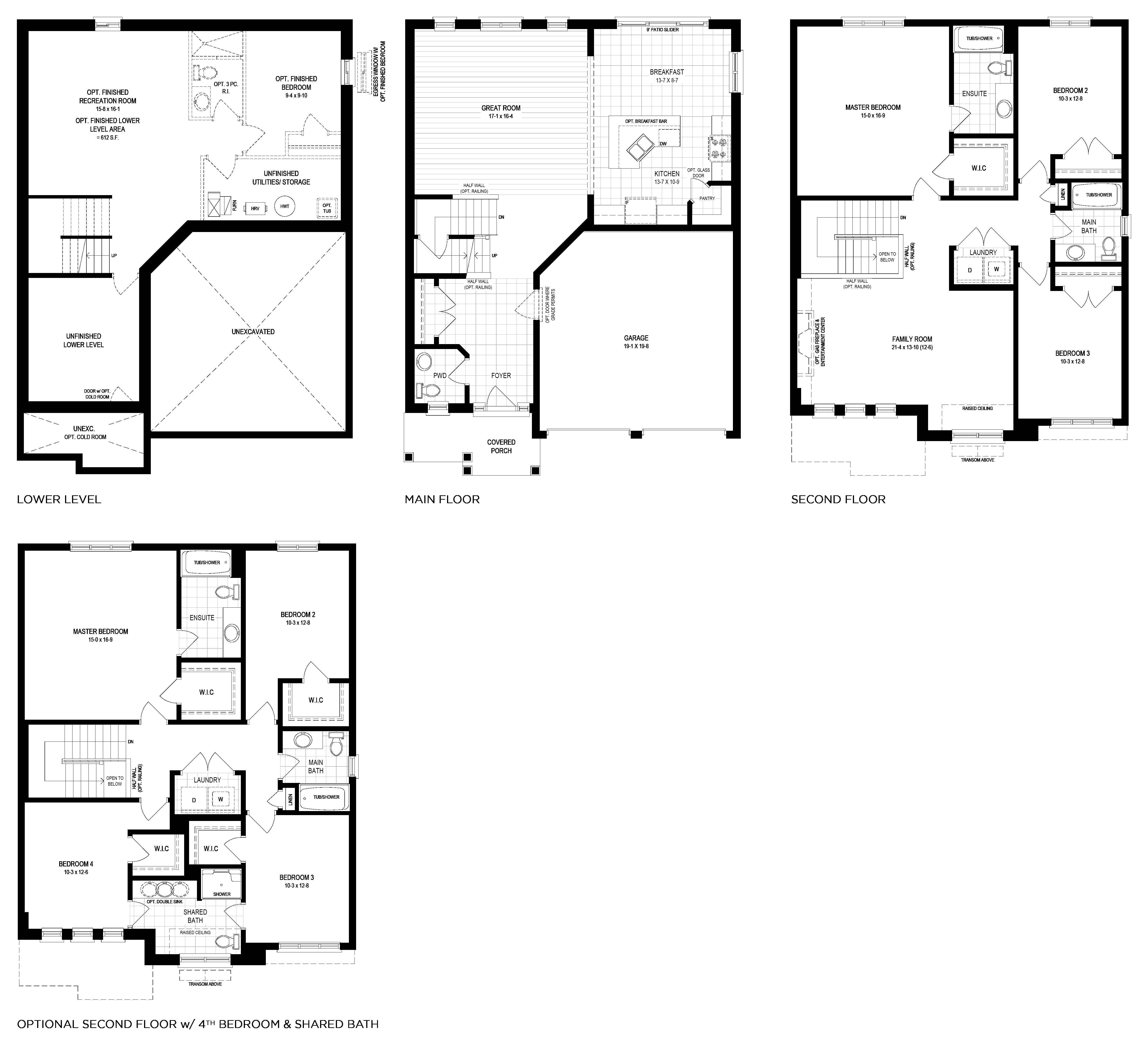MacNab Floorplan