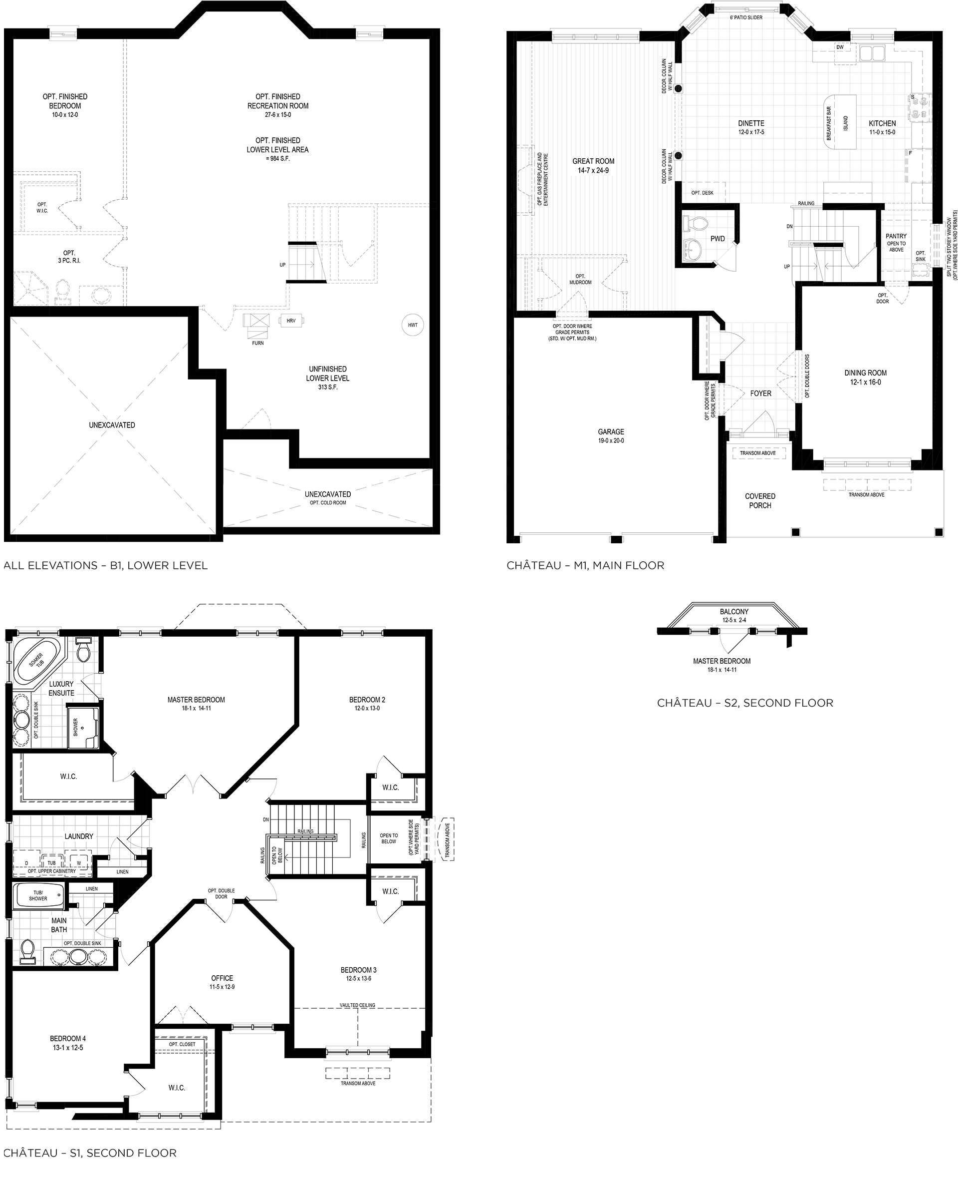 Jewel II Floorplan