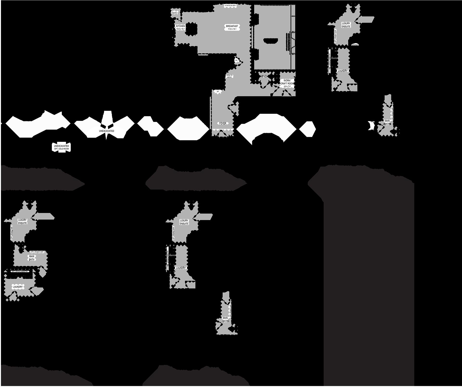Westdale Floorplan