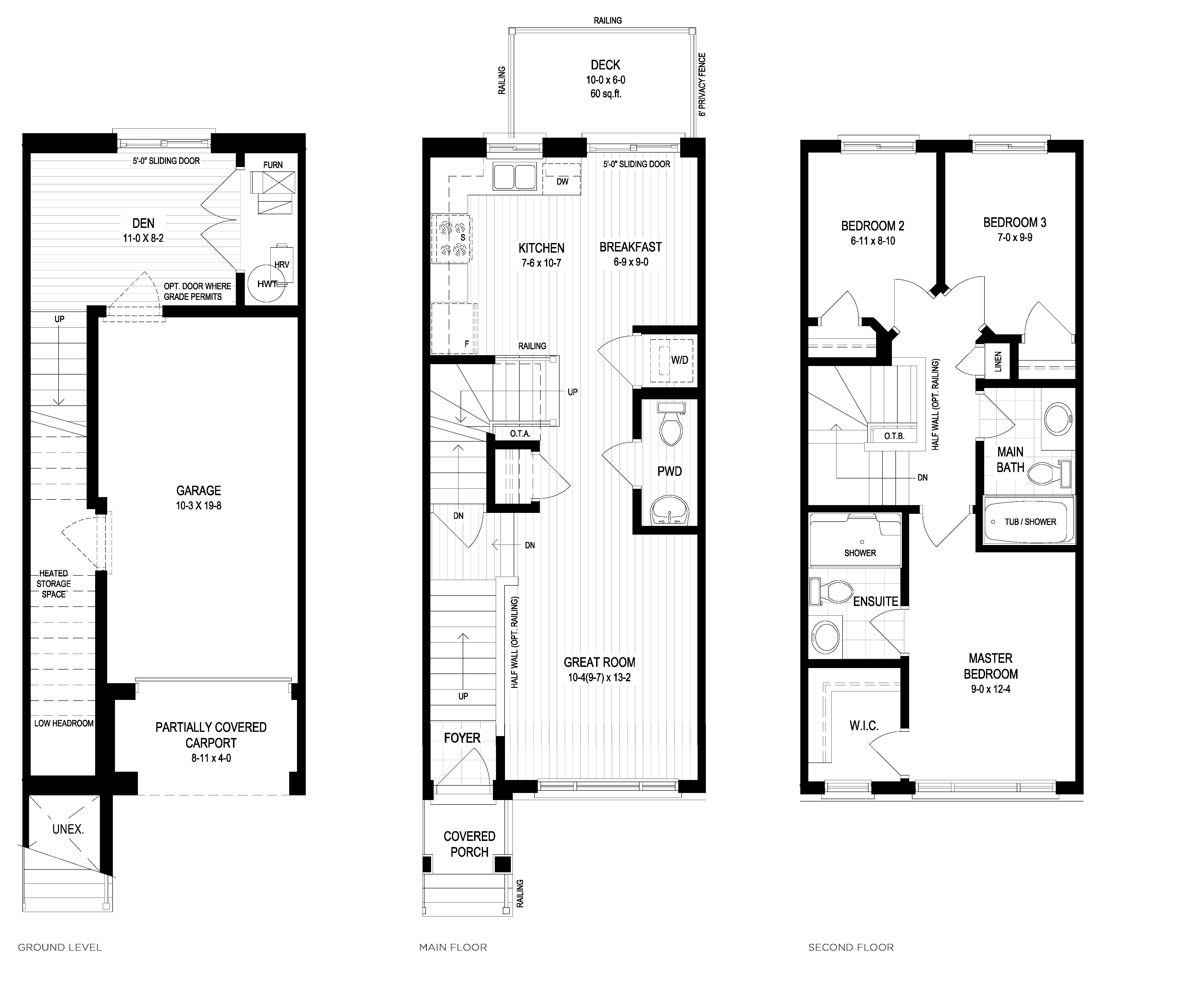 Esprit Int Floorplan
